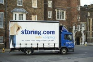 Collecting in Knightsbridge