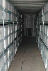 a tidy self storage unit