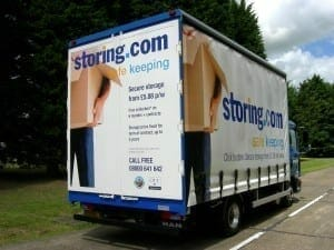 Collecting your self storage unit