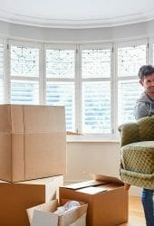 Self Storage When Moving House