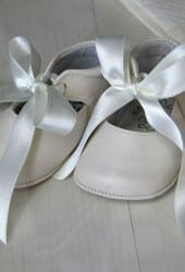 use self storage for baby keepsakes little shoes