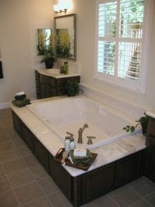 staging your home - the bathroom