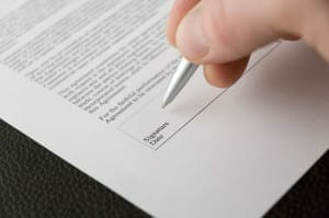 moving house - exchanging contracts