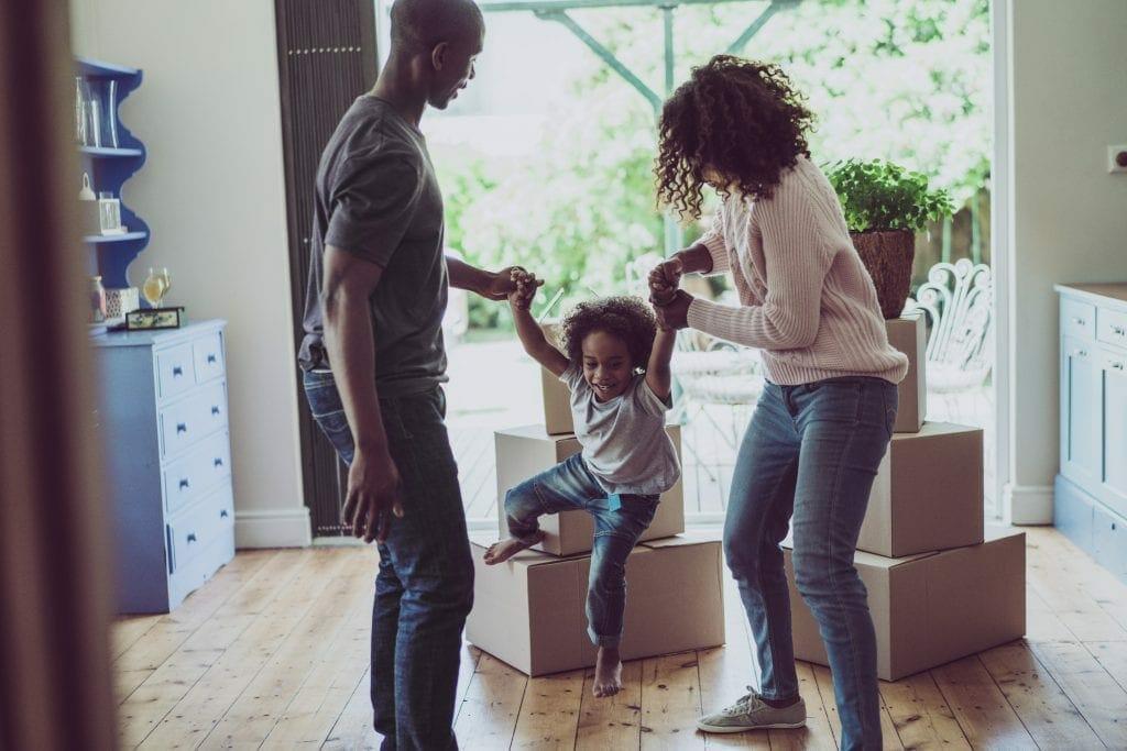 A stress free house move