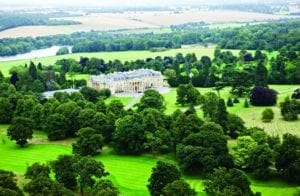 Luton Hoo - Moving to Bedfordshire