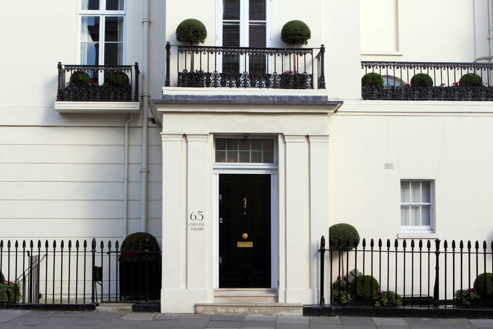 house in belgravie - moving to belgravia, London
