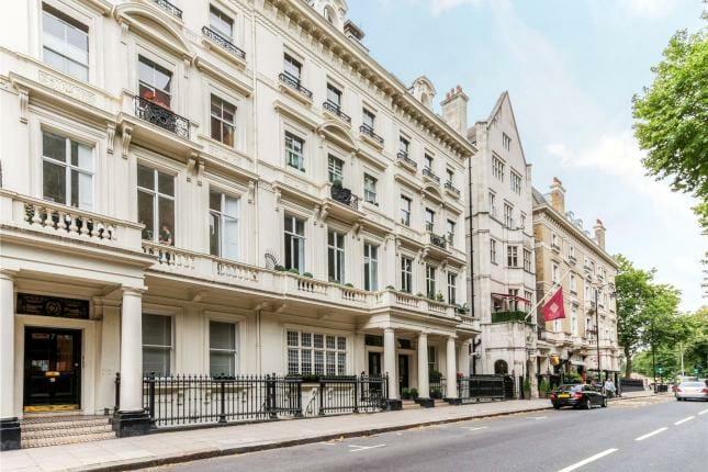 Apartments in Kensington London