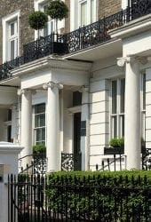 South-kensington-london-apartments-row-houses