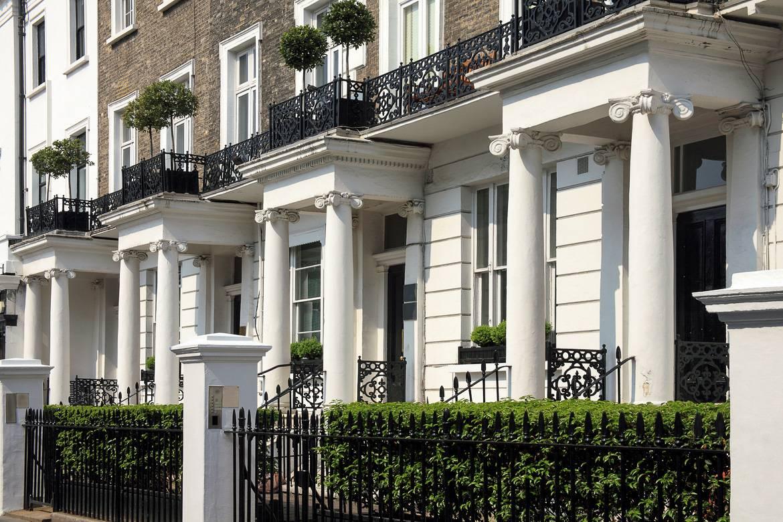South Kensington London Apartments Row Houses