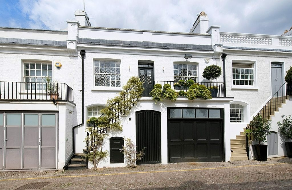 Holland Park Mews Property for Moving House