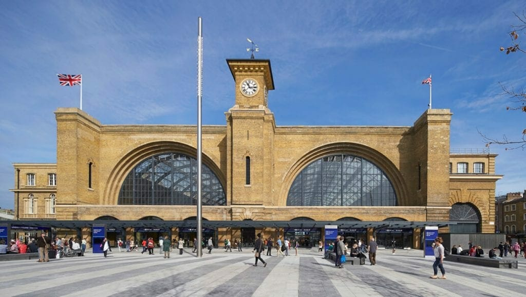 Moving to Kings Cross