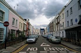 Notting Hill Street Scene