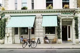 farmacy restaurant notting hill london