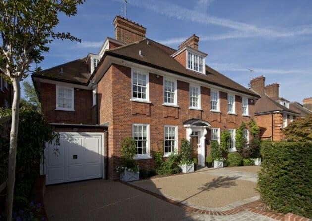 hampstead luxury property