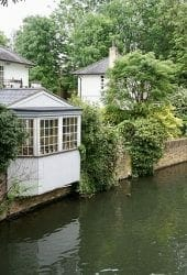 riverside home near London