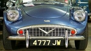 self storage for classic car