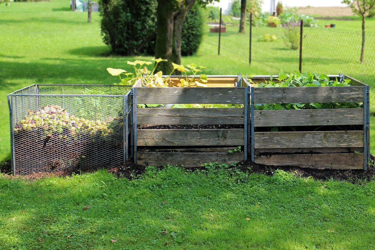 Composting for a better environment