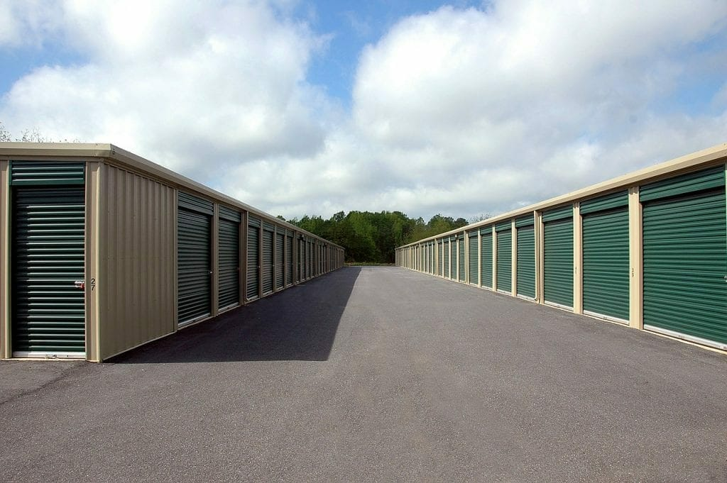 Cheap Self Storage Units