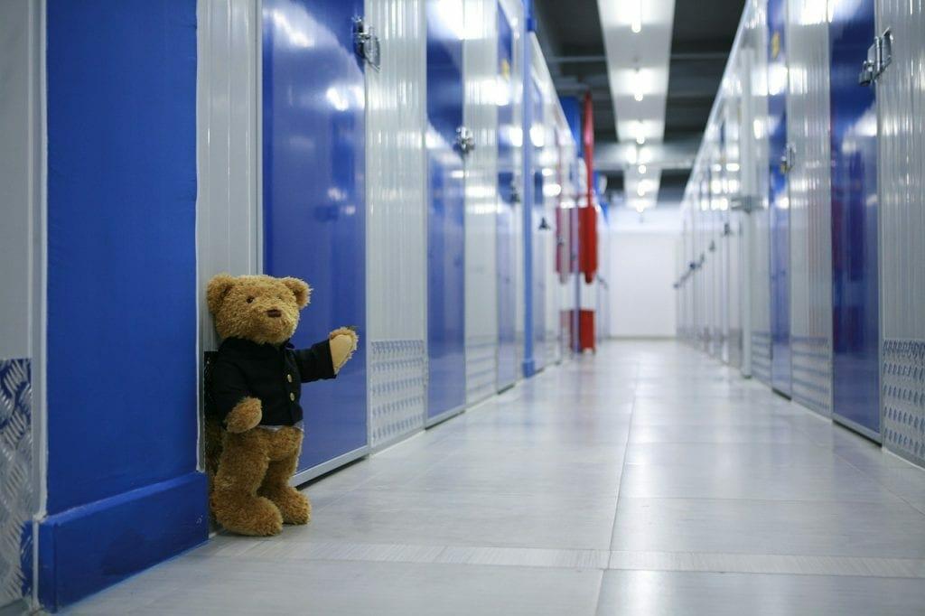 Short term storage units