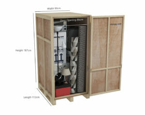 12sq ft container image